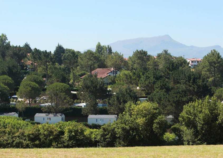Emplacements de camping à Saint-Jean-de-Luz